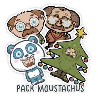 Moustachus Mega Pack
