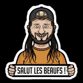 Sticker Benjamin Tranié